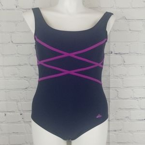 NWT Aquabelle swimsuits for all one piece swimsuit
